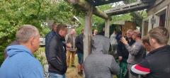 Lærerigt forløb om bæredygtigt byggeri på Friland