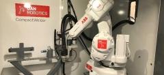 Robotsvejsning med videnscentret som guide