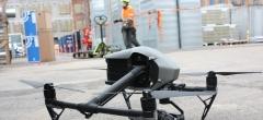 Er droner en bæredygtig løsning for byggeriet?
