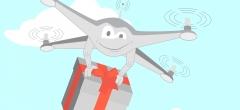 Teknologiforståelse til overbygning og GF1 – droner