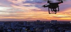 Anvendelse af droner i byggeriet og industrien