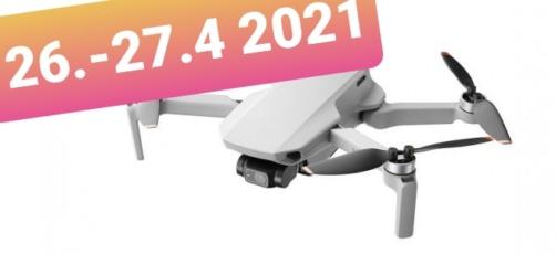 Vil du i gang med at flyve med droner – indenfor dit eget område