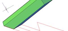 3D AutoCAD Shape, Box and remove – case tegningslære opgave 7.4