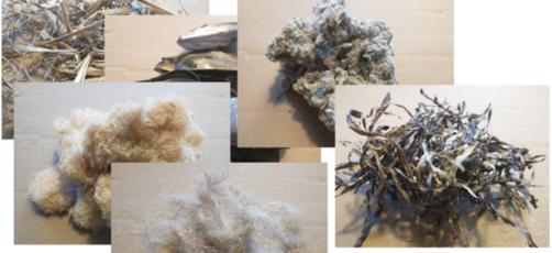 Biobaserede isoleringsmaterialer