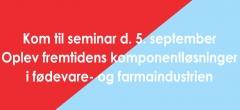 Kom til seminar d. 5. september