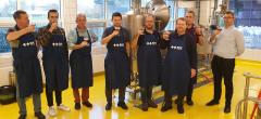 Bryggertraditioner mødes i 'socialteknisk samvær' på pilotbryggeriet, EUC L.