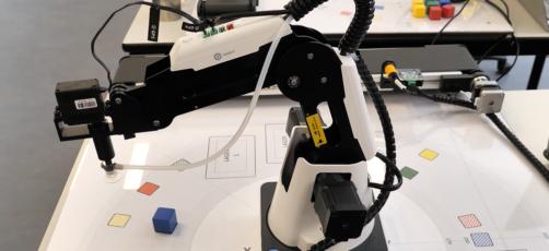 Åbent kursus i robotteknologi for undervisere