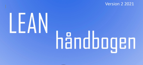 Revideret udgave af LEAN-Håndbogen ude nu