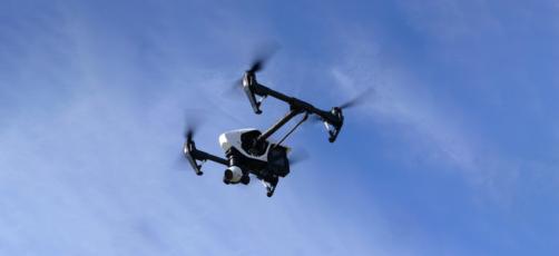 Webinar: Droner på EUC Lillebælts uddannelser