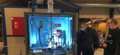 Automatiseret produktion – Programmering af svejserobot