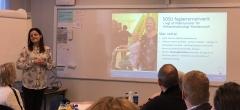 Succesfuldt skoleforumsmøde sætter retningen for fremtiden