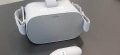 Oculus Go – VR Health Portal – Re-Act