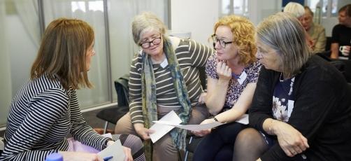 KURSUS: 21st Century Skills i en social- og sundhedsfaglig forståelsesramme<br> 3. dag