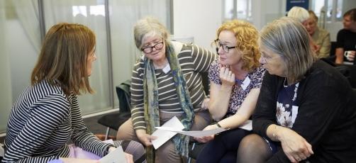 KURSUS: 21st Century Skills i en social- og sundhedsfaglig forståelsesramme <br> 1. dag