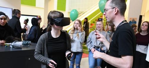 SOSU-elevers brug af Virtual Reality – Resultater af survey
