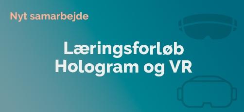 Udvikling af nye læringsforløb