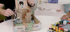 Introduktionsfilm til LittleBits og Makedo