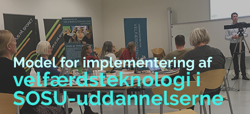 Best Practise model for implementering af velfærdsteknologi