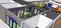 3D-center ved at tage form på TECHCOLLEGE i Aalborg