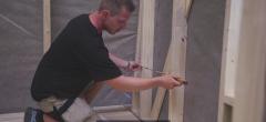 Evaluering af instruktionsfilm på tømrerværkstedet
