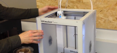Ultimaker – skift af filament / materiale