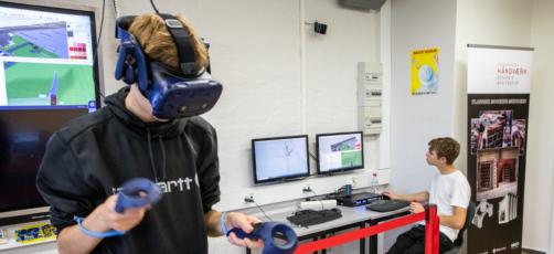 Videnscenter åbner tre 3D-Labs på tre erhvervsskoler