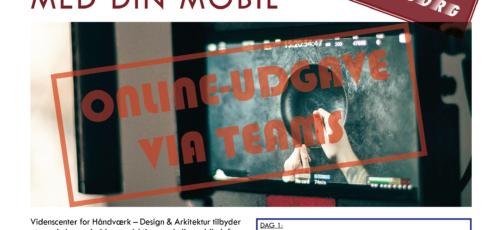 Nyt GRATIS kursus: Læringsvideoer med din mobil 5