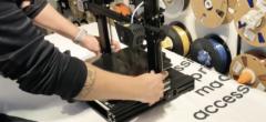 3D-print webinar video #1: Montering af gantry på CR-6 SE (3D printer)