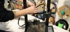 3D-print webinar video #6: Kabelmontering på CR6 SE 3D printeren