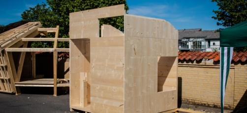CLT (Cross Laminated Timber): Design og montering af elementer [gratis webinar 1 af 3]