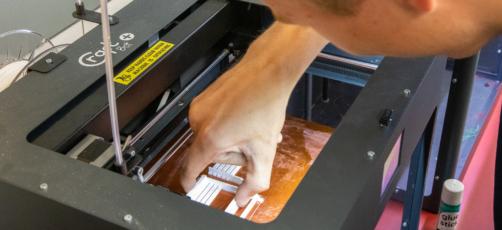 To videnscentre afholder 3D mesterskaber