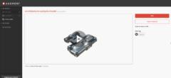 Augmented Reality#2: Augment.com – vis 3D model