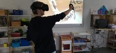 Symboler og fortolkning med Virtual Reality – Dansk på D-niveau
