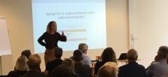 Workshop på DEG-årsmøde