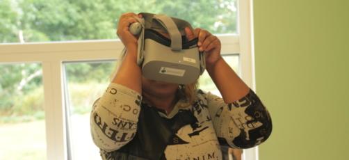 Virtual Reality i SOSU-undervisningen