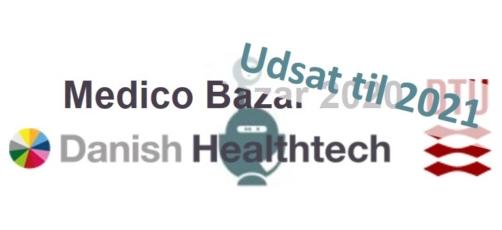 Medico Bazar udskudt til 2021