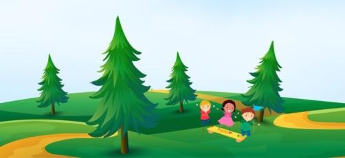 Natur App til pædagogisk aktivitet