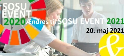 Konference og messe SOSU Event 2021 den 20. maj 2021