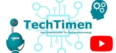 Velfærdsteknologi med TechTimen GF 2 SOSU