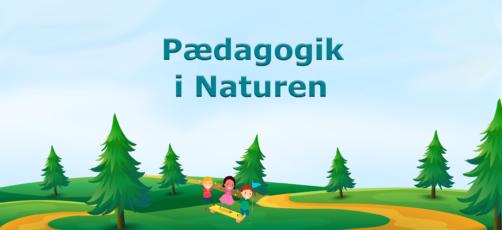 Pædagogik i Naturen 360 online app