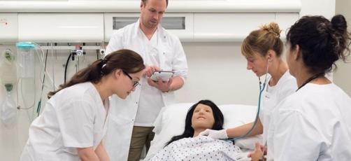 Kursus i Nursing Anne til simulationsundervisning