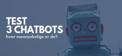 3 menneskelige chatbots du kan snakke med i dag