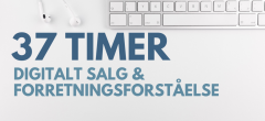 Digitalt salg og forretningsforståelse – Hovedforløb Digital handel