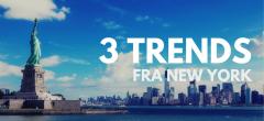 3 trends fra studietur til New York