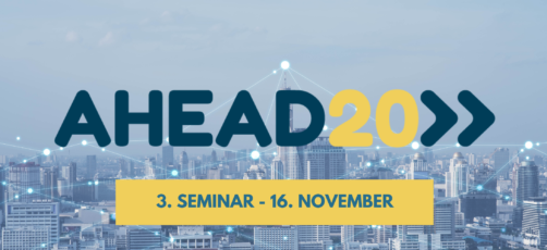 AHEAD20 – 3. online seminar (for undervisere)
