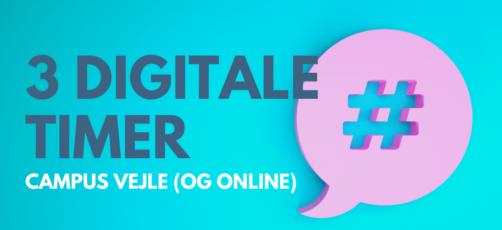 3 digitale timer – online (for elever og undervisere)