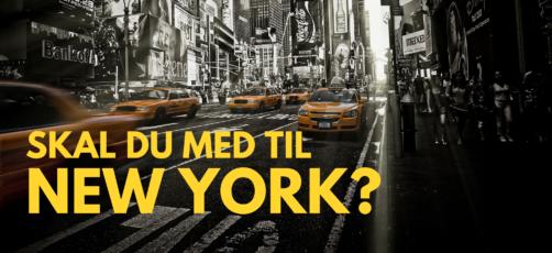 Så tager vi til New York igen – vil du med?