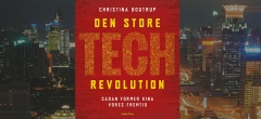 Gratis bog: Vind Christina Boutrups nyeste bog 'Den store tech revolution'