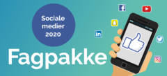 Fagpakke | Sociale medier