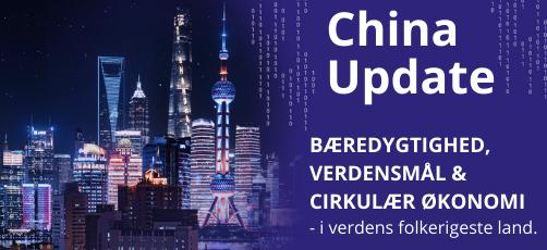 China Update | Bæredygtighed, verdensmål & cirkulær økonomi